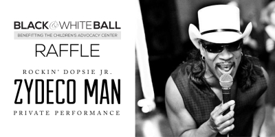 Rafflepages.com - Win Your Own Concert with Rockin Dopsie, Jr. Zydeco Man and help support The Center for Children and Families
