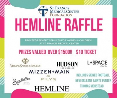 Rafflepages.com - FASHION LOVER'S DREAM TO SUPPORT ST. FRANCIS FOUNDATION