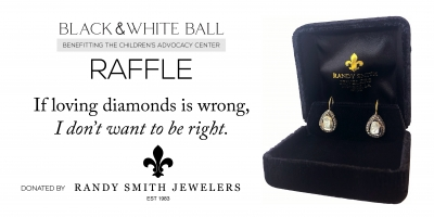 Rafflepages.com - Win a Pair of Diamond Earrings and help support The Center for Children and Families